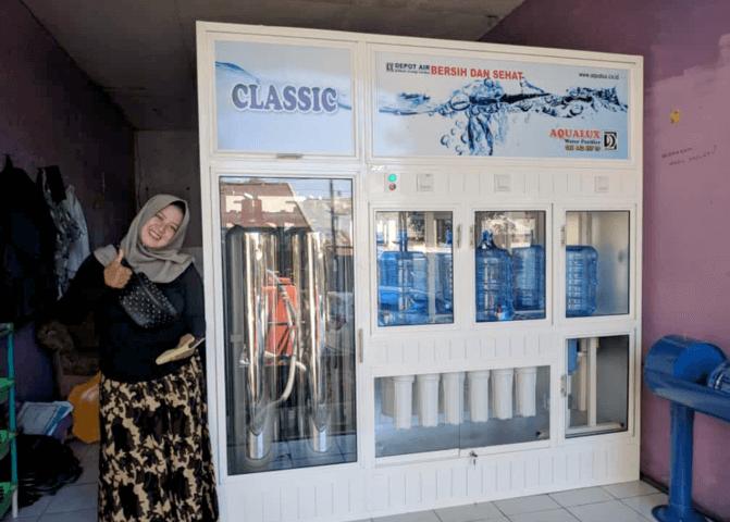 depot air minum ro