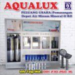 Distributor Depot Air Minum Terbaik | Aqualux Group