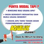 Distributor Depot Air Minum Padang Resmi   Aqualux Group